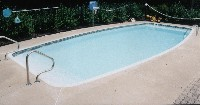 Majestic Fiberglass Pool in Brandon, FL