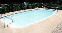 Majestic Fiberglass Pool in Crystal Springs, FL