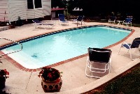 Majestic Fiberglass Pool in Ellenton, FL