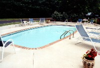 Majestic Fiberglass Pool in Gibsonton, FL