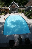 Majestic Fiberglass Pool in Mulberry, FL
