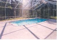 Majestic Fiberglass Pool in Ruskin, FL