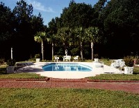 Majestic Fiberglass Pool in Thonotosassa, FL